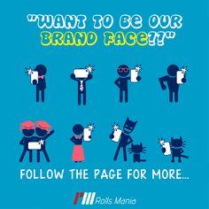 Brand face fiesta!!