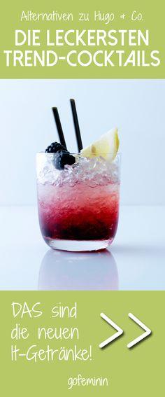Kennt ihr schon die neusten It-Getränke?