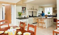Increasing space with a kitchen extension   Real Homes
