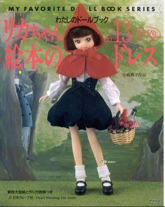 My favorite doll book 13 Licca - Diana Gil - Picasa Webalbums
