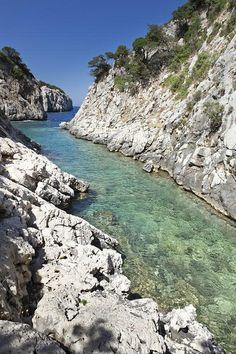 Portu Pedrosu, Baunei, Ogliastra , Sardinia, Italy