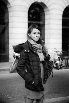 Salma, alternante chez BNP Paribas