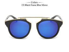 Fashion Cat Eye Sunglasses Women Brand Designer Vintage Sun Glasses Men or Womens UV400 Glasses