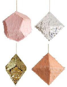 hanging geometrics