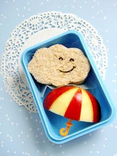Lanche para dia de tempo fechado - 24 (© Foto: Cute Food for Kids)