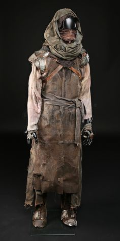 Lot # 88- Noah Auction - Soldier Costume
