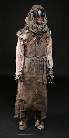 Lot # 88- Noah Auction - Soldier Costume