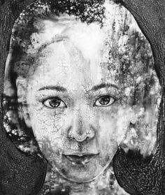 Vichit Nongnual –  Untitled Portrait 14