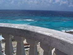 Faro Celerain Eco Park: view from lighthouse at Punta Sur