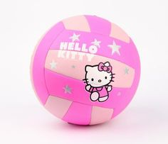 Hello Kitty Youth Size Volleyball: Star