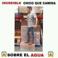 Agua #humor #gracioso                                                                                                                                                                                 Más