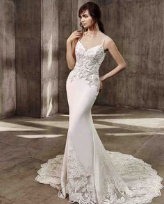 d8334470fd8c 22 Best Badgley Mischka Brides images | Alon livne wedding dresses ...