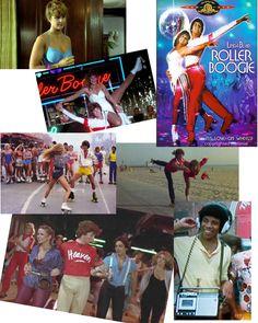 Roller Boogie movie.  1979   http://www.imdb.com/title/tt0079822/