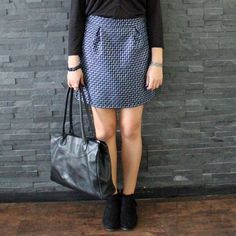 Patron Jupe Nina | Patron Couture disponible du 34 au 58 | Mouna Sew