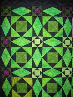Green & Purple - NICE
