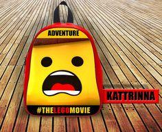 Lego Emmet Adventure Design for School Bag Backpack for Children Small size Middle size Large size