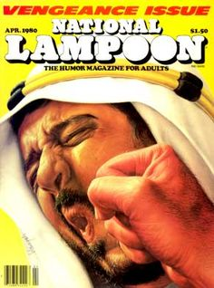 National Lampoon #121 1980