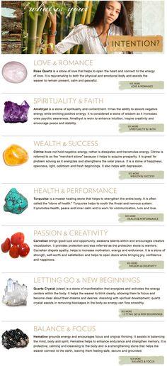 Las piedras y su uso curativo www.arkanoezael.com