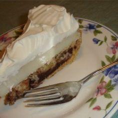 Chocolate Banana Cream Pie - Allrecipes.com