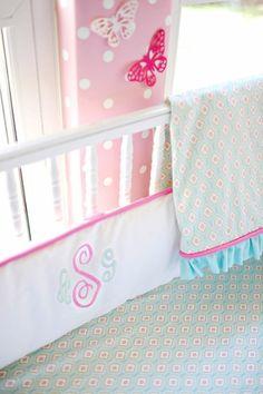 Sweet Baby Jane Crib Bedding Set