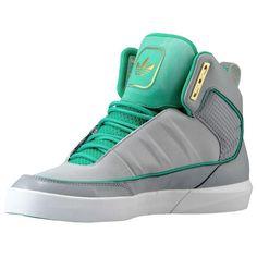 NEW ADIDAS UPTOWN SELECT Originals MENS 11 Gray Green NWT #adidas #Athletic