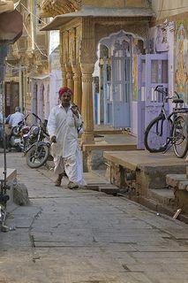 Jaisalmer street   Flickr - Photo Sharing!