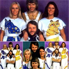 Abba photo shoot which took place during the groups visit to France on the 25th May 1975... #Abba #Agnetha #Frida http://abbafansblog.blogspot.co.uk/2017/05/photo-shoot_24.html