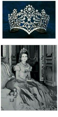 Royal Crown Jewels, Royal Crowns, Royal Tiaras, Royal Jewelry, Tiaras And Crowns, Princesa Grace Kelly, Circlet, Ancient Jewelry, Kaiser