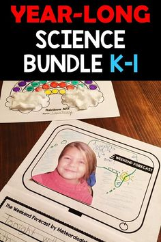 Science made easy with this Bundle of Units meeting K-1 Standards, complete with lesson plans, inquiry, STEM, integrating writing, math, technology and reading.