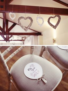 Chloe and Scott's custom wedding fan - Get ready to fly across the pond and check out one spectacular wedding! The entire day was curated to perfection – from their illustrated stationery pieces by Jolly Edition, to their rustic wedding venue at Essex Barn.