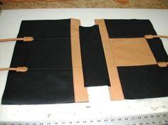 Making  a Custom Made Leather Handbag