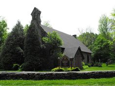 St Mary's Anglican Church in Hudson, Quebec | Flickr - Photo Sharing!