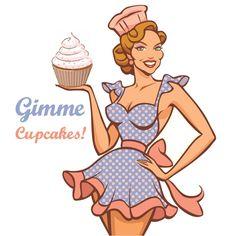 Logo for Cupcake Shop