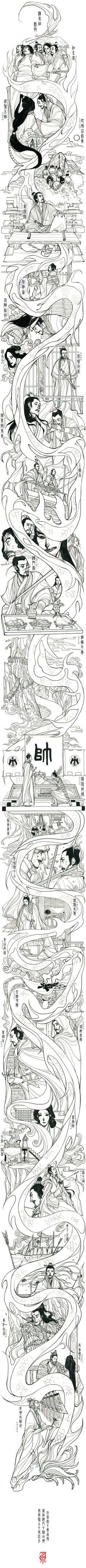 Legend of Chu and Han -  LiuBang by joscomie.deviantart.com on @deviantART