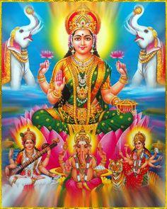 The festival of lights, Diwali 2020 is going to be a boom time. Get Perpetual Wealth Flow, Materialistic Comforts & Triumph from Diwali puja & other rituals. Saraswati Goddess, Shiva Shakti, Lakshmi Images, Lakshmi Photos, Shri Hanuman, Lord Shiva Family, Hindu Dharma, Lord Murugan, Mother Goddess