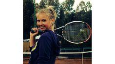LAGODA Kristina - Tennis ......... Russia Tennis Racket, Russia