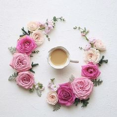 Rose n coffee