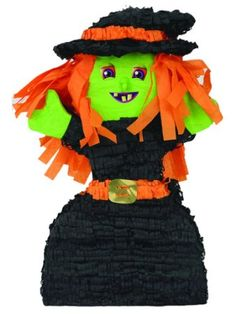 Halloween Witch Party Pinata