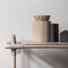Menu - Wooden Bowl