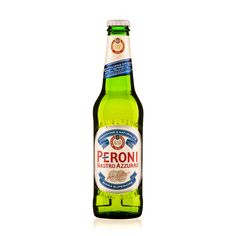 8th February 2013 ~ #DailyPint 39: Pint of Peroni. A pretty good lager. 8/10 [Drank at Work...it was Friday]