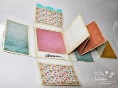 Lulupu - The Craft Lounge: Memory Box Card Tutorial
