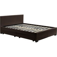 abbey king size side bed frame w drawers in brown buy king size bed