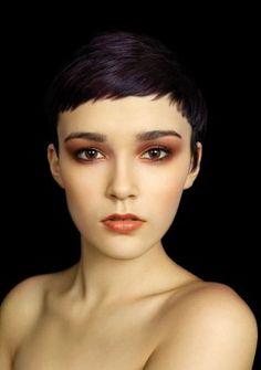 Hair: Mazella & Palmer Creative Team, London, U.K.  Makeup: Lena Hrncarova-Napoltano  Photos: Elliott Morgan