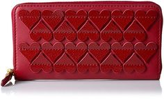 Marc Jacobs Stitched Hearts Standard Continental Wallet Wallet - http://www.darrenblogs.com/2017/02/marc-jacobs-stitched-hearts-standard-continental-wallet-wallet/