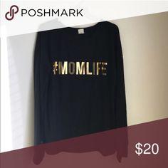 Mom Life Sweater New! Size medium Tops Tees - Long Sleeve