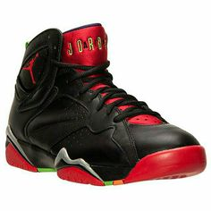 "The real ""Marvin the Martian"" Air Jordan 7 Retro is releasing soon. Who's copping?  More details on solecollector.com"