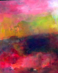 Colour landscape 12 by KarinahernejansenART on Etsy