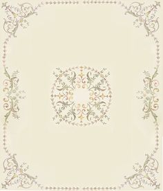 Classic Paint Stencils with European Design - Wall and Ceiling Medallion Stencils - Royal Design Studio
