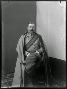 THE ARCHDUKE H.I.R.H. Archduke Franz Ferdinand of Austria Este (1863-1914)