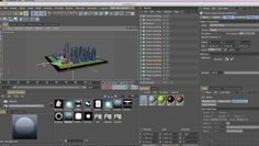 In this tutorial we are going to be taking a closer look at cloner objects, Plain effectors, Delay effectors as well as a little bit of modeling. With all of these tools we are going to create a cool animation that reveals city buildings on a city block. This tutorial has many possibilites for you to use it on! So, grab your popcorn and your favorite drink and lets hop right in!  See the full blog post here: http://tutorialsbyrich.wordpress.com/2013/05/20/drop-in-city-tutorial-cinema-4d/